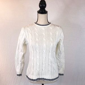 J. CREW OUTFITTERS ~ RARE Vintage 90's Sweater